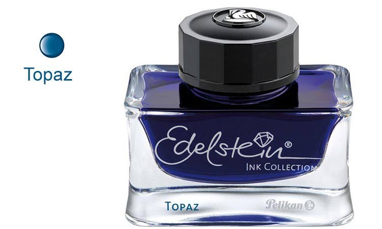 Pelikan Edelstein Topaz Ink 50ml Bottle Fountain Pen Ink