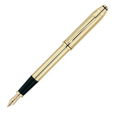 Cross Townsend 18K Gold Filled 776 Fountain Pen