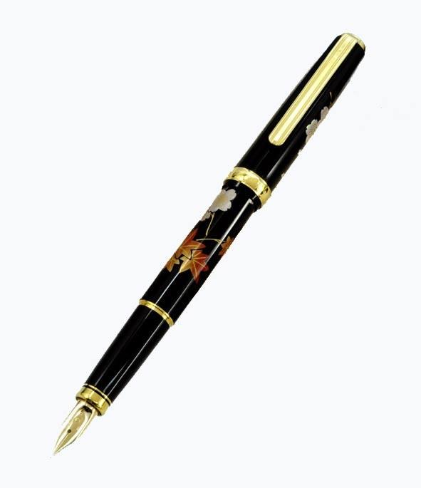 Platinum Maki-E PTL-20000 #20 Shunju Fountain Pen (M nib)