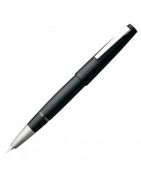 Lamy 2000 Black Fountain Pen ( B Nib)