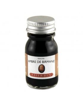 J. Herbin 10ml Ink Bottle Ambre de Birmanie (Amber of Burma)