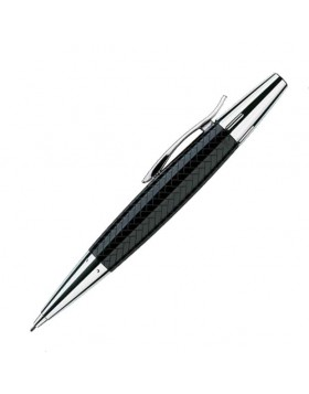 Faber Castell e-motion Resin Parquet Black 138351 Mechanical Pencil