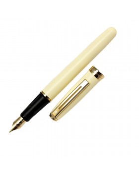 Sheaffer Prelude IIvory GT 349 Fountain Pen (M Nib)