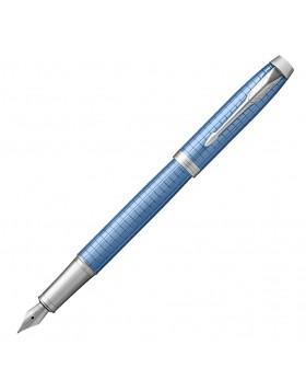 Parker IM Premium Blue CT Fountain Pen (M Nib)