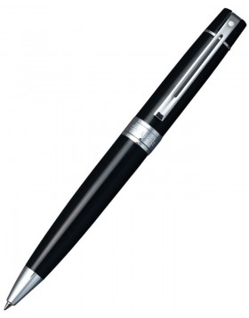 Sheaffer 300 Glossy Black CT 9312 Ballpoint
