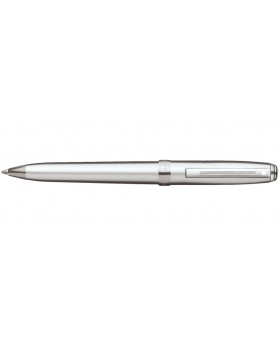 Sheaffer Prelude Mini Brushed Chrome CT 9800 Ballpoint Pen