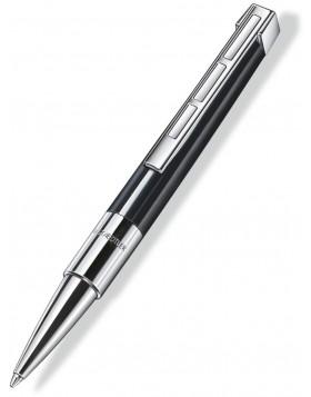 STAEDTLER Initium Resina Resin Black Ballpoint Pen