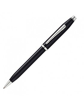 Cross Century II Black Lacquer CT AT0082WG-102 Ballpoint