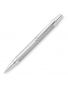 Cross Nile Satin Chrome CT AT0382G-8 Ballpoint Pen