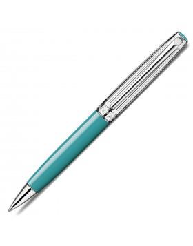 Caran D'ache Leman Bicolor Turquoise 4789.171 Ballpoint