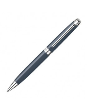 Caran D'ache Leman Ebony Dark Grey CT 4798.007 Ballpoint Pen