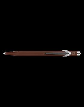 Caran d'Ache 849 Limited Edition Line Brown Ballpoint Pen