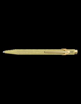 Caran d'Ache 849 Limited Edition Sparkle Gold Ballpoint Pen