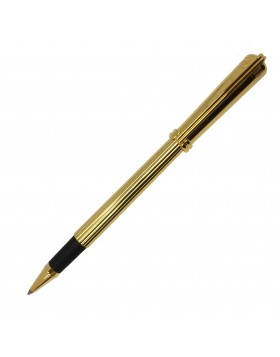 Christian Dior Symphony Gold Pinstriped Rollerball Pen
