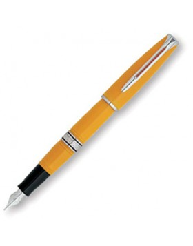 Waterman Charleston Citrine Yellow CT Fountain Pen
