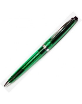 Cross ATX Transparent Green Ballpoint