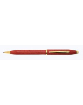 Cross Century II Marble Red GT 4127 Ballpoint Pen