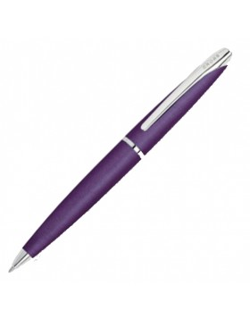 Cross ATX Victoria Purple Ballpoint Pen 882-21