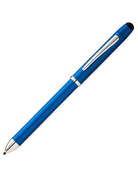 Cross Tech 3+ Metallic Blue Multi-Function Pen