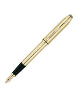 Cross Townsend 18K Gold Filled 776 Fountain Pen