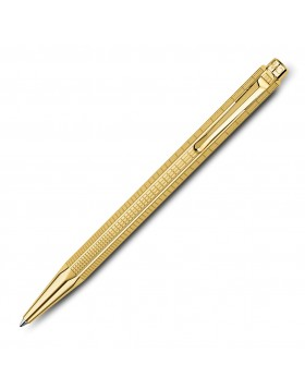 Caran d'Ache Ecridor Gold Lignes Urbaines 898.368 Ballpoint Pen