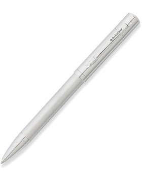 Franklin Covey Greenwich Satin Chrome Ballpoint
