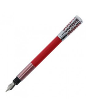 Waterman Harley Davidson Red Fountain pen (M Nib)