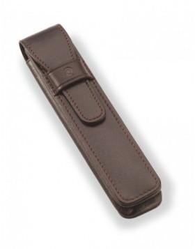 Staedtler Initium Brown Pen Pouch  9PLE1ET1-7 - 1 Pen Case