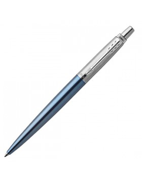 Parker Jotter Waterloo Blue CT Ballpoint Pen