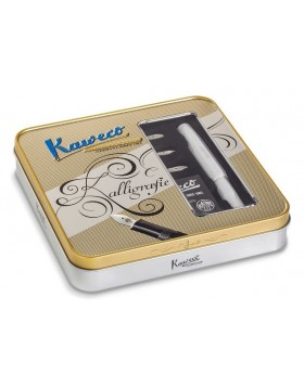 Kaweco Calligraphy Set White