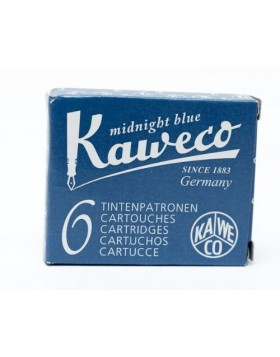 Kaweco Fountain Pen Ink Cartridge Midnight Blue