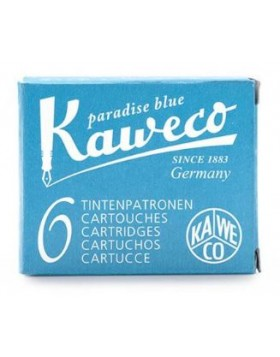 Kaweco Fountain Pen Ink Cartridge Paradise Blue