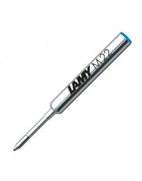 Lamy M22 Blue Ballpoint Refill - Fine