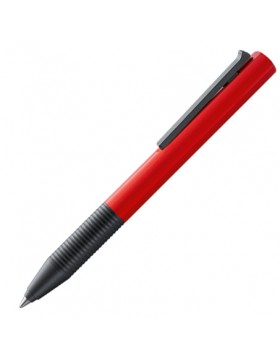 Lamy Tipo Rondo Red Capless Rollerball Pen