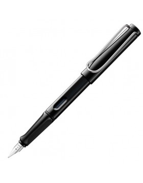 Lamy Safari Black 019 Fountain Pen