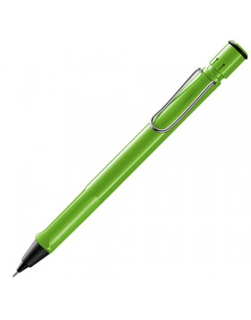 LAMY Safari Green Mechanical Pencil 0.5mm