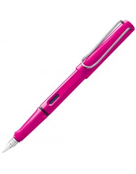 Lamy Safari Pink 013 Fountain Pen