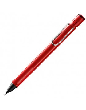 LAMY Safari Red Mechanical Pencil 0.5mm