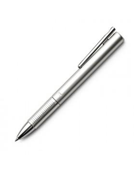 Lamy Tipo Natural Aluminium Capless Rollerball Pen