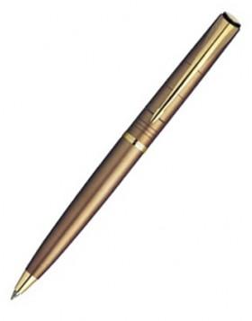 Parker Latitude Shimmery Copper GT Ballpoint
