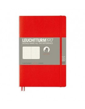 Leuchtturm1917 Notebook Softcover B6 Red Dot