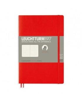 Leuchtturm1917 Notebook Softcover B6 Red Dot