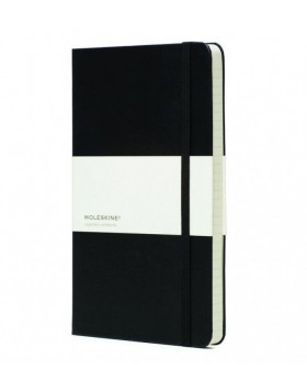 Moleskine Classic Notebook Black Large - Ruled