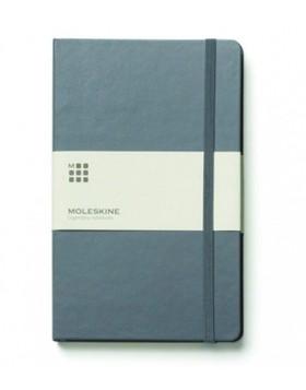 Moleskine Classic Notebook Slate Grey Large - Ruled