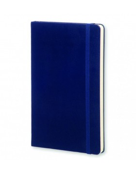 Moleskine Classic Notebook Navy Blue Large - Ruled