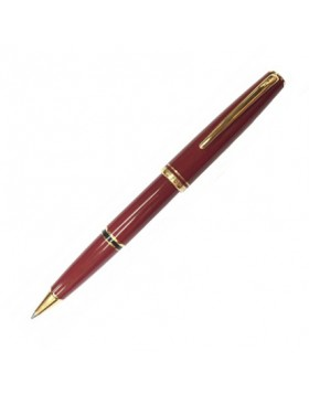 Montblanc Generation Red Gold Trim Rollerball
