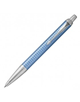 Parker IM Premium Transformation Blue CT Ballpoint