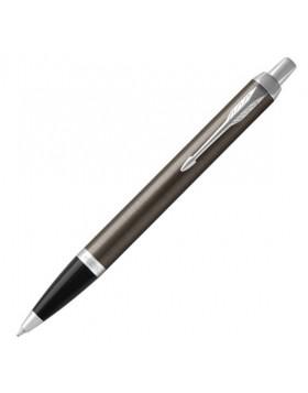 Parker IM Transformation Dark Espresso CT Ballpoint Pen