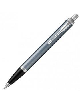 Parker IM Transformation Blue Grey Ct Ballpoint Pen