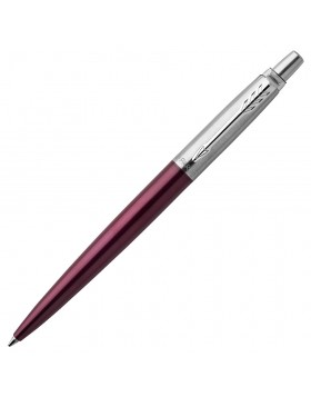 Parker Jotter Portobel Purple CT Ballpoint Pen